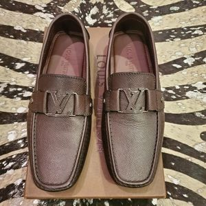 Louis Vuitton loafers mens 7.5
